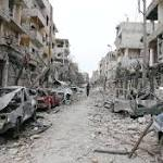 Violence rages unabated in Ghouta as Syria defies UN cease-fire resolution