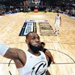 LeBron James scores 29, wins his 3rd career All-Star Game MVP
