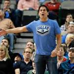 Mark Cuban fined $600000 for saying his Mavericks plan on 'tanking'