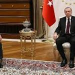 Turkey and US in Talks on Worsening Syria Crisis