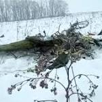 Russian plane crashes near Moscow, killing 71