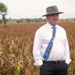 Barnaby Joyce: Fall of a leader who built power on 'authenticity'