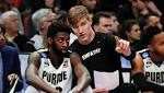 March Madness live: Purdue moves on without Isaac Haas; Butler, like its banned bulldog mascot, is out