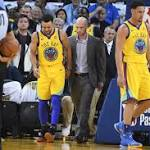 The Warriors — and by extension, the NBA — hinge on the health of Stephen Curry's ankles