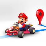 How To Get Mario In Google Maps This Week