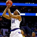 UMBC knocked out by Kansas State, Cinderella run comes to end