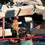 At least 6 dead after Florida bridge collapse; officials searching for more victims in the rubble