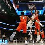 March Madness live: Syracuse upsets Michigan State; Purdue moves on