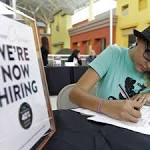 Jobs report: US employers added 313000 jobs in February