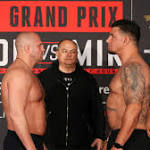 Bellator 198 Fedor vs. Mir results: Fedor Emelianenko blasts through Frank Mir