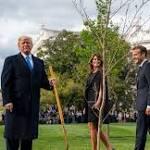 Emmanuel Macron to Press Trump to Keep Iran Nuclear Deal