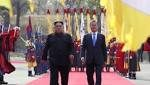 Koreas summit: North Korean media hail 'historic' meeting