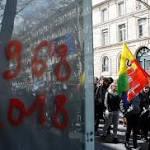 Artists, students mark France's May '68 revolt — not Macron