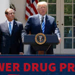 Trump Outlines Plan to Lower Drug Prices