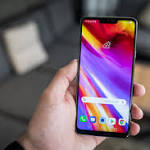 LG's G7 is boring because all Android phones are boring now—and it's Apple's fault