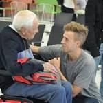 Australian scientist, 104, heads to Switzerland to end life