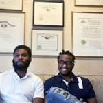 Two black men arrested at Starbucks settle with Philadelphia for $2