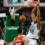 Celtics stay in rhythm while 76ers struggle to defend in Game 1