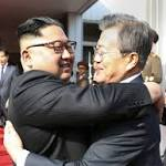 North and South Korean leaders hold surprise 2nd summit