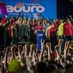 Venezuela Election Won by Maduro Amid Widespread Disillusionment