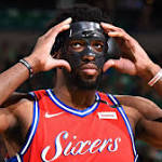 Joel Embiid on loss: 76ers played poorly, Boston crowd noise 'OK'