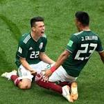 Mexico delivers a World Cup earthquake with defeat of Germany, the defending champ