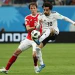 Russia vs. Egypt: World Cup 2018 Live