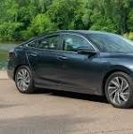 2019 Honda Insight first drive review: The 55-mpg Civic