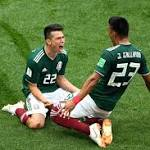 Seismic Event: Mexico Stuns Germany at the World Cup