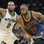 LeBron Tracker: Could a Big Three of LeBron James, Kawhi Leonard and Paul George emerge?