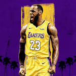 LeBron James agrees to four-year, $154-million contract with Los Angeles Lakers