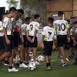 Thai soccer players and coach speak publicly for first time since their rescue from flooded cave