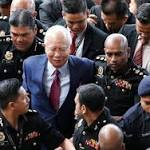 Malaysia's Ex-Leader, Najib Razak, Is Charged in Corruption Inquiry