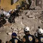 Hundreds of Syrian White Helmet volunteers and families evacuated through Israel