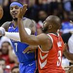 Carmelo Anthony Rumors: Lakers, Rockets, Heat Suitors After Thunder Buyout