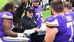 Vikings O-line coach Sparano dies at age 56