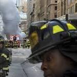 Steam Pipe Explodes in Manhattan's Flatiron District
