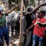 Zimbabwe Protests Turn Violent as Some Call Election a Sham