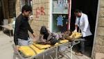 Airstrike by US-backed Saudi coalition on bus kills dozens of Yemeni children