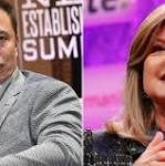 Elon Musk snapped back at Arianna Huffington's advice to get some more sleep in tweet he sent at 2.30 am