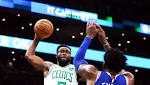 76ers, Celtics spar in opener but say it's too early to declare rivalry