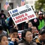 On Eve of Harvard Bias Trial, Dueling Rallies Show Rifts Among Asian-Americans