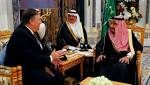 Pompeo calls for 'transparent' Saudi investigation into Khashoggi's fate