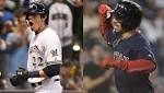 Red Sox's Mookie Betts, Brewers' Christian Yelich win 2018 MLB MVP honors